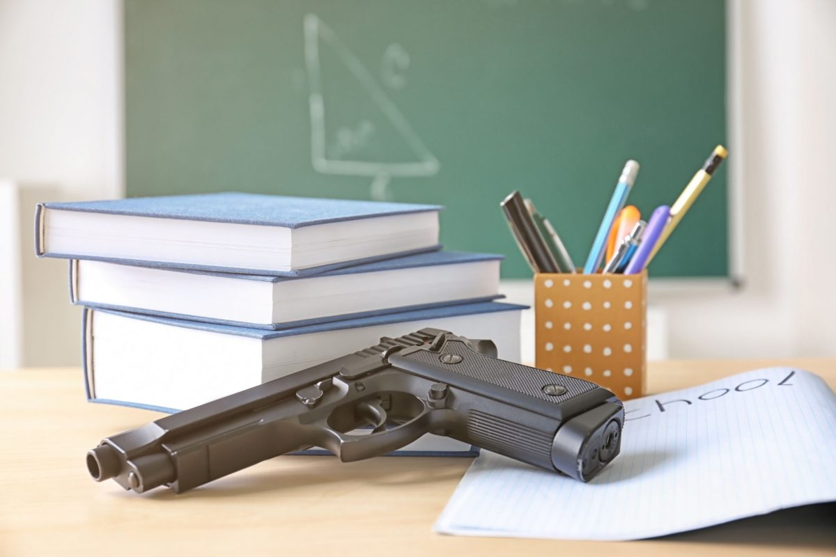 Arming Teachers – to Be or Not to Be